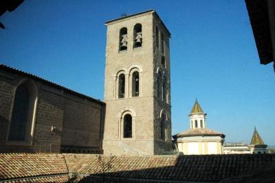 Campanar de la Catedral de Solsona
