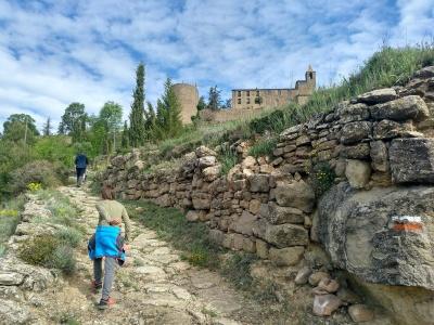 Castellvell, barranc de Pallarès