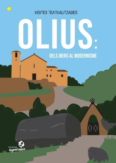 Visita teatralitzada a Olius